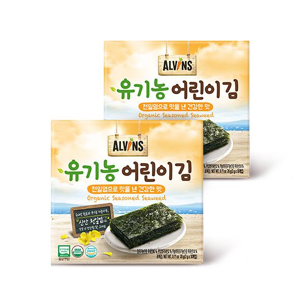 엘빈즈어린이김10개입
