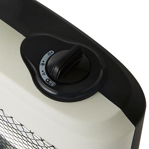 퀸센스 3단 석영관 전기 히터